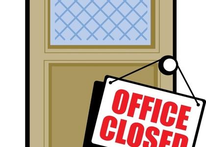 13 декабря 2020 г. - офис не работает по техническим причинам