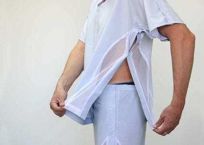 Специальная одежда для лежачих больных