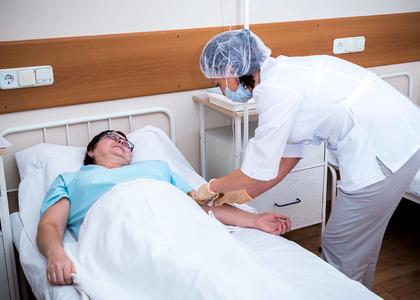 Уход за хирургическими больными после операции